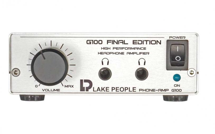 News: Limitierte Neuauflage: Lake People Phone Amp G100 Final Edition