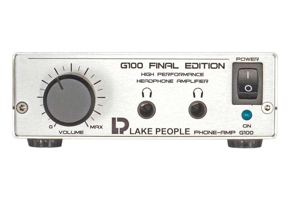 News: Limitierte Neuauflage: Lake People Phone Amp G100 Final Edition