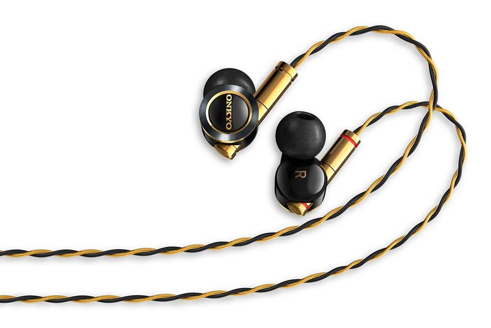 News: Neuer 3-Wege-Hybrid-InEar-Kopfhörer von Onkyo