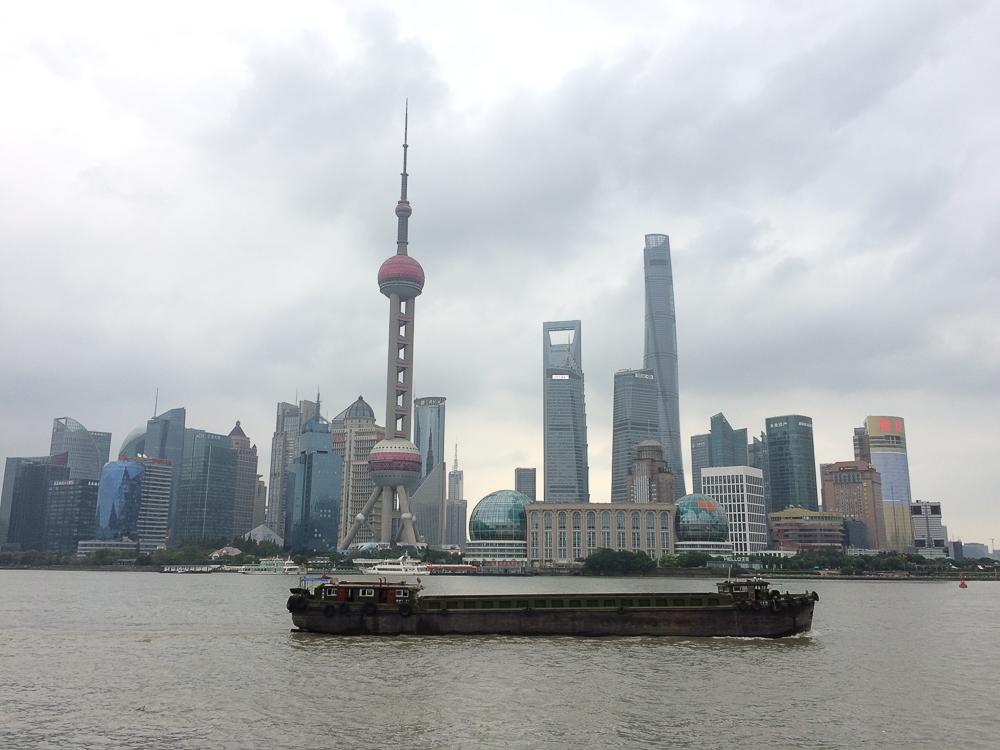 Reportage: Shanghai, Teil 1