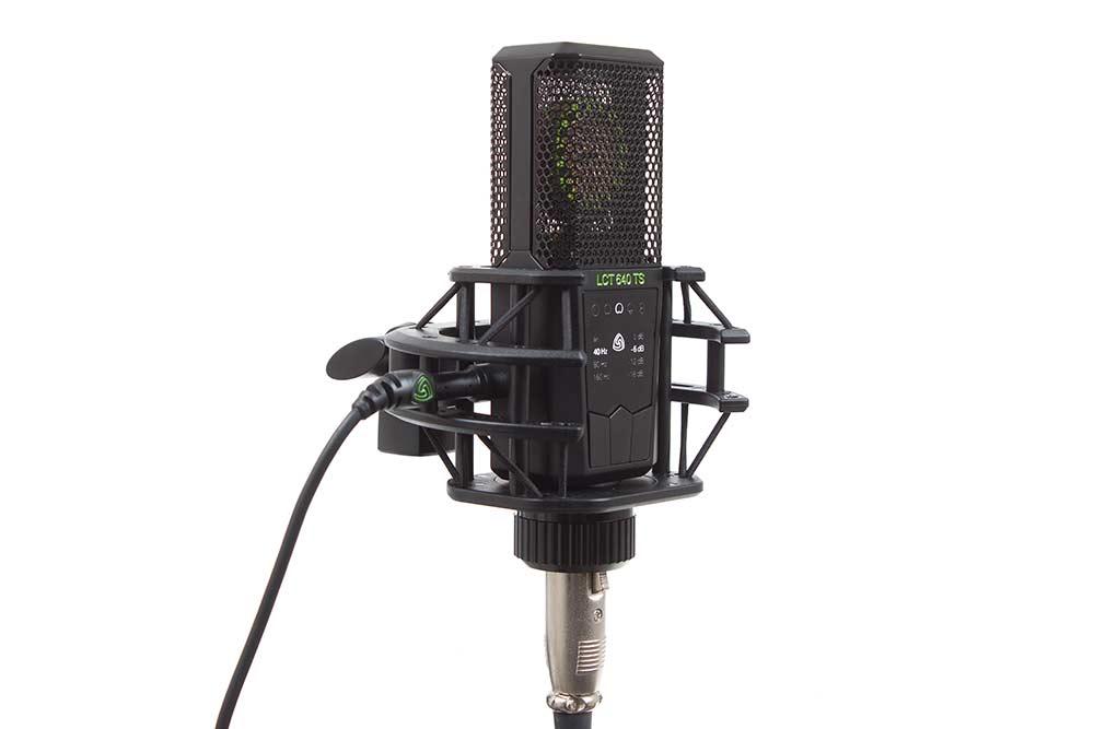 Test: Großmembran-Mikrofon Lewitt LCT 640 TS