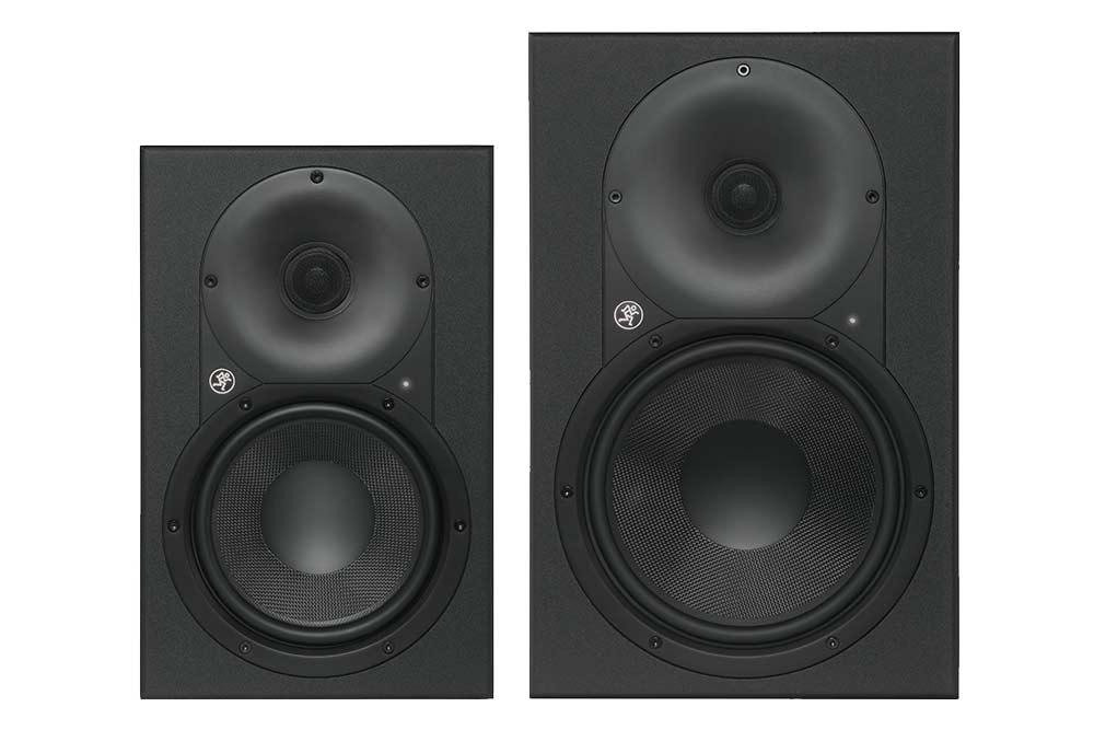 News: Mackie stellt Studiomonitore der XR Serie vor