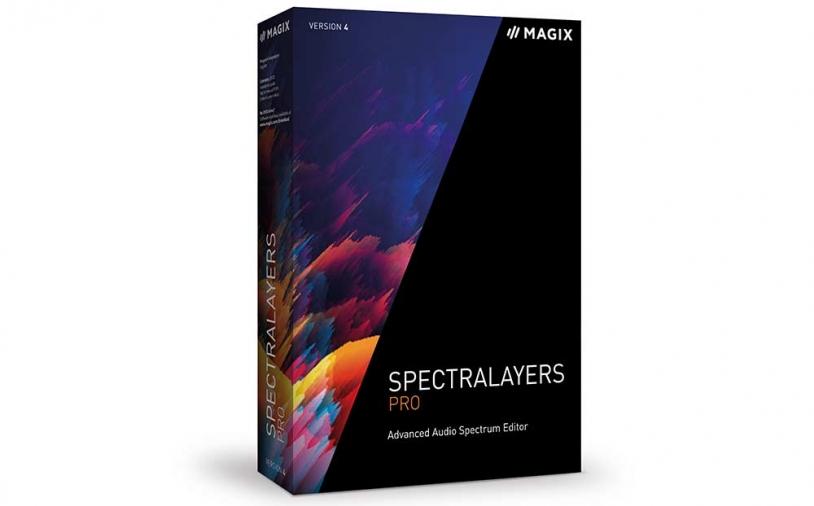 News: MAGIX SpectraLayers Pro 4