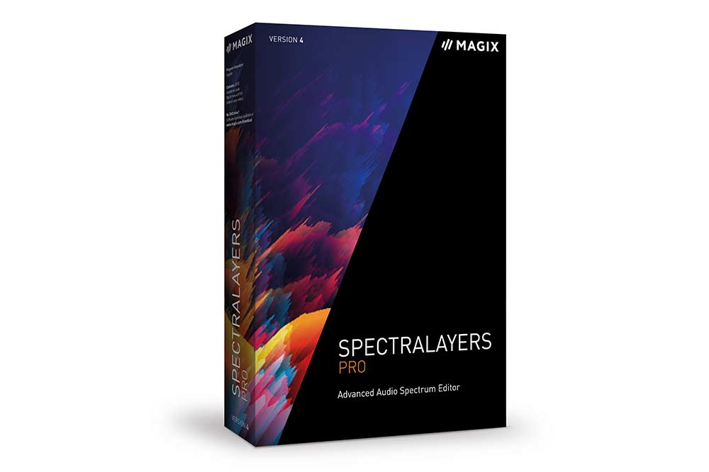 News: MAGIX SpectraLayers Pro 4