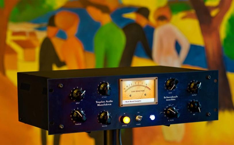 News: Tegeler Audiomanufaktur liefert neuen Mastering-Kompressor aus