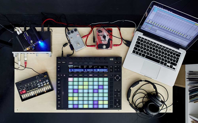 DJ Special: Workshop DJing & Liveacting mit Ableton Live