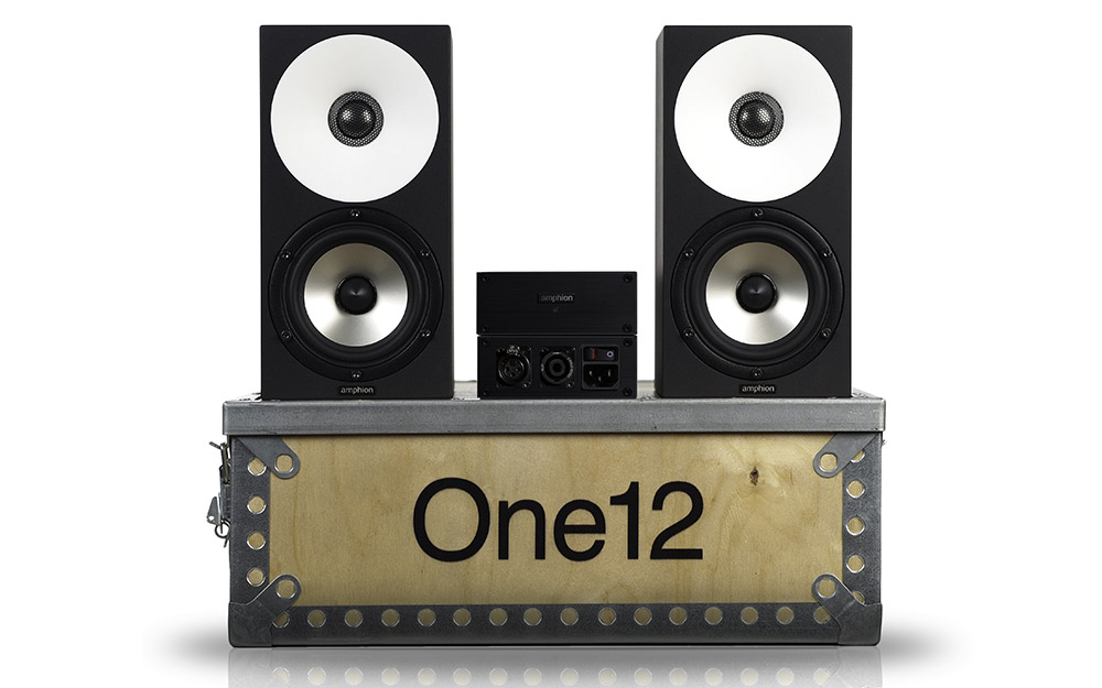 News: Amphion MobileOne12 Monitor-Paket