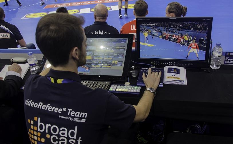 News: Broadcast Solutions: Video Beweissystem bei der IHF Handball Weltmeisterschaft 2017