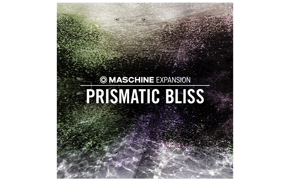 News: Native Instruments: PRISMATIC BLISS Erweiterung für MASCHINE