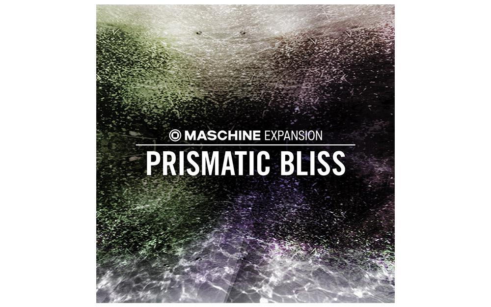 News: Native Instruments: PRISMATIC BLISS Erweiterung für MASCHINE