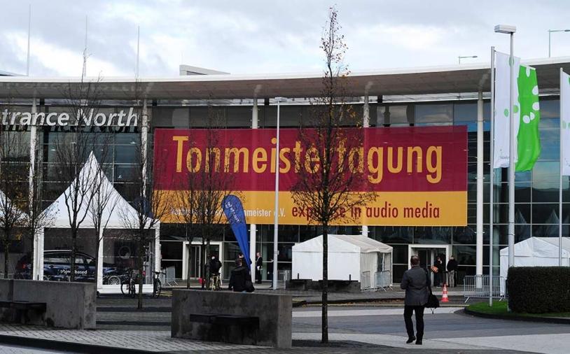 Messebericht Tonmeistertagung 2016