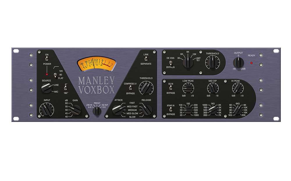Kurztest: Manley Voxbox UAD-2