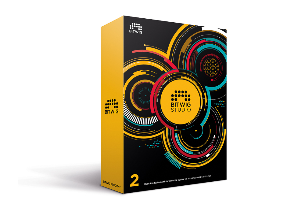 News: Bitwig Studio 2