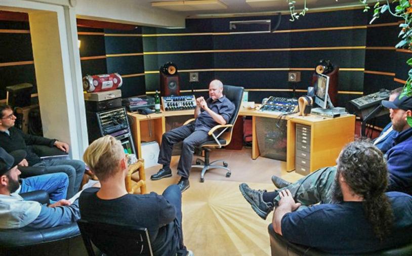 News: Mastering Workshop mit Michael Schwabe