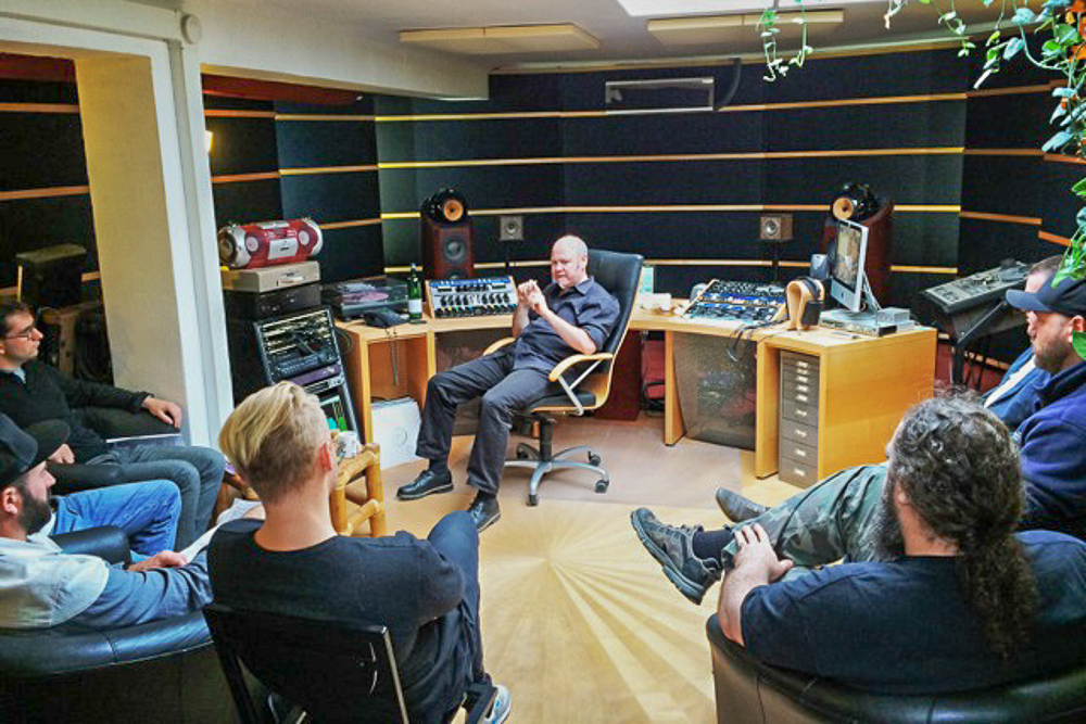News: Mastering Workshop mit Michael Schwabe