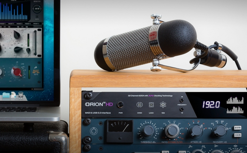 News: Antelope Audio Orion32 HD Audiointerface