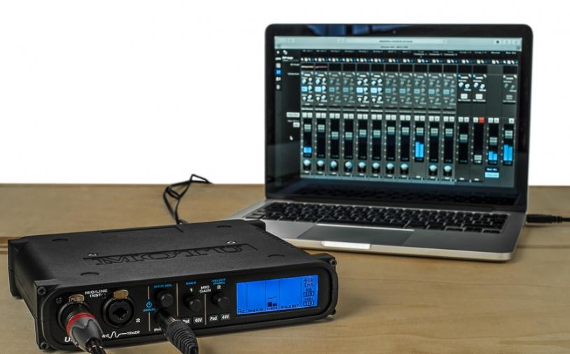 Test: USB-Audio-Interface Motu UltraLite-mk4