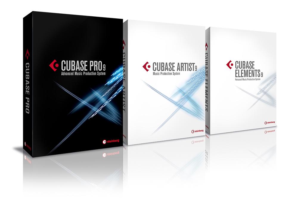 Test: Sequenzer Steinberg Cubase Pro 9