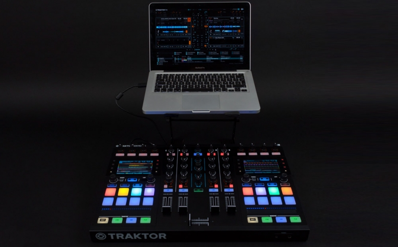 DJ Special: Workshop Native Instruments Stems & Traktor Control S5