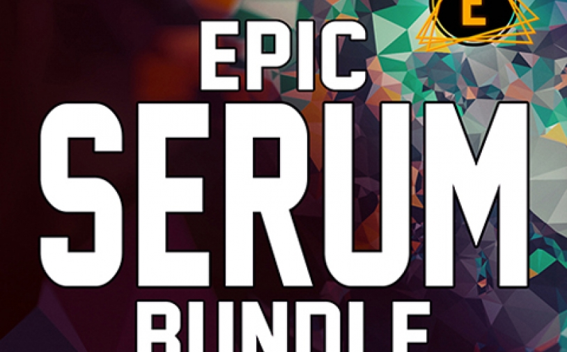 News: 123creative Epic Serum Bundle