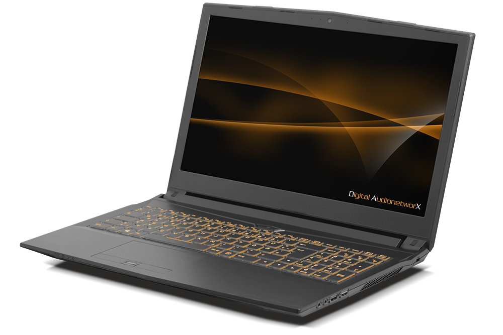 News: DA-X Pro Audio Notebook mit Intel Kaby Lake
