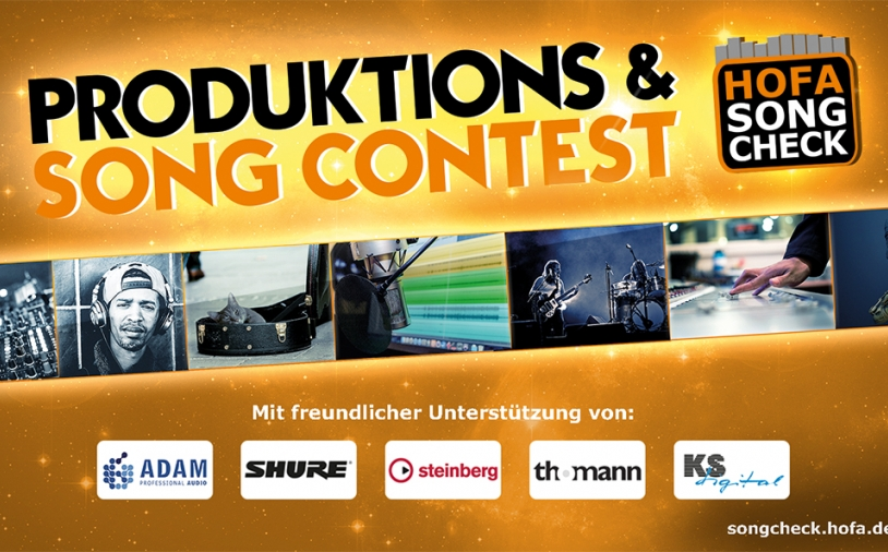 News: HOFA Produktions & Song Contest 2017