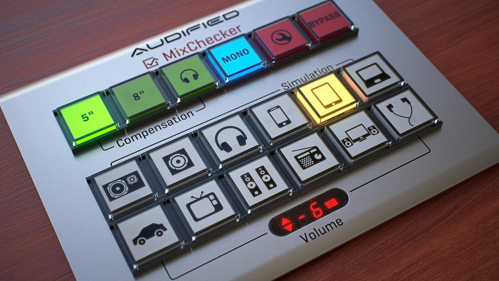 Kurztest: Audified Mixchecker