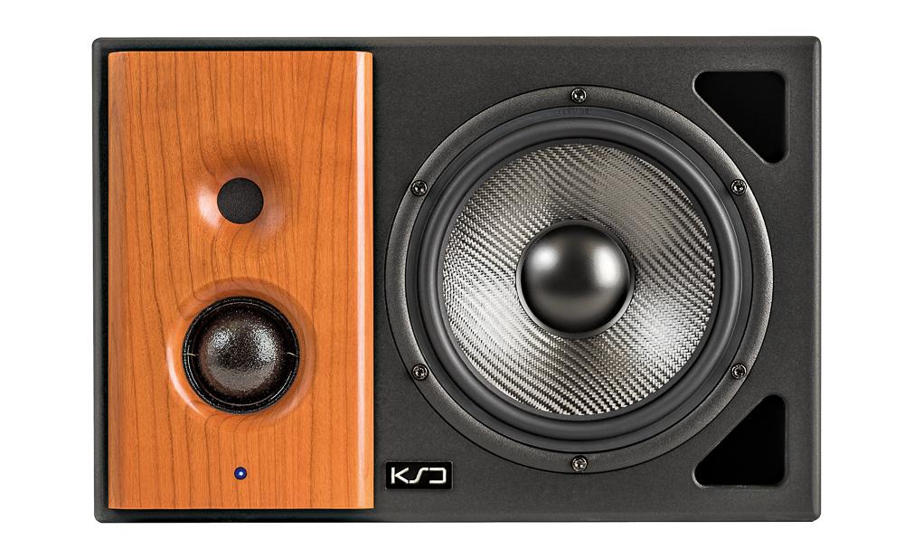 Test: Studio-Monitor KSdigital A200