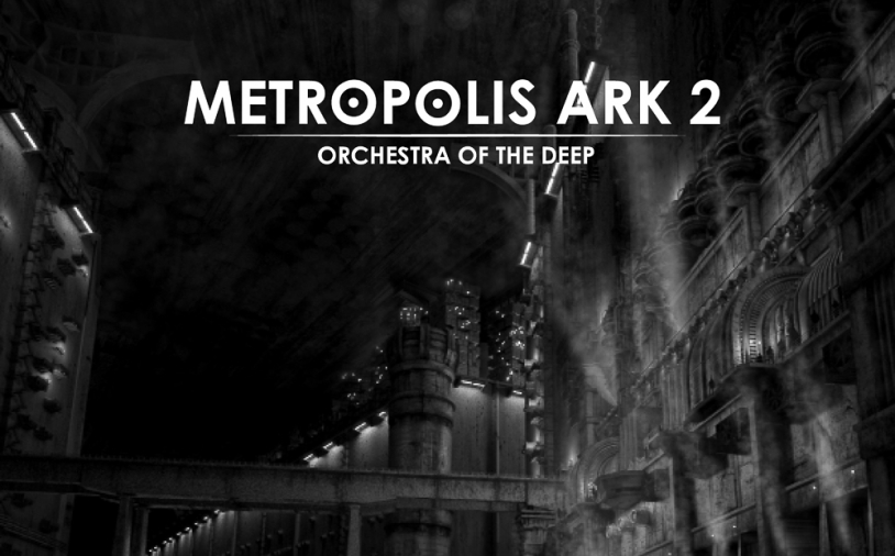 Test: Sample Library Orchestral Tools Metropolis ARK 2