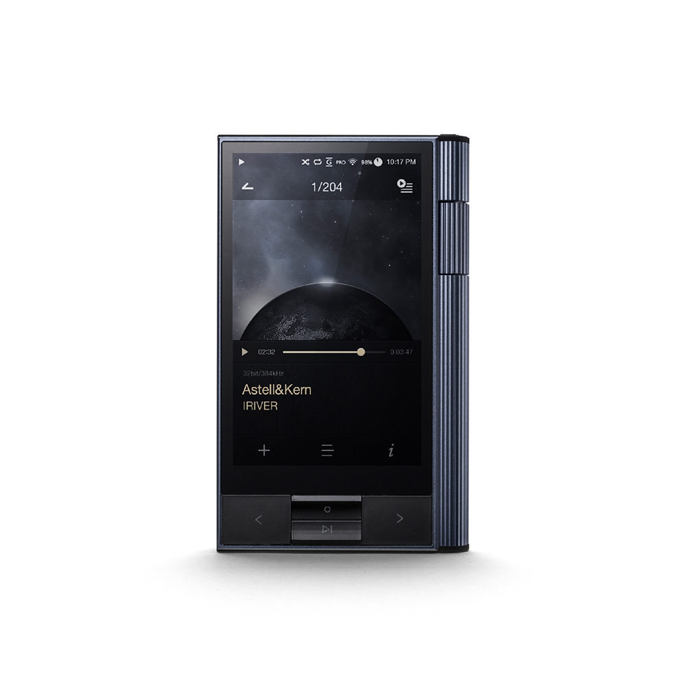 News: Astell & Kern Hi-Res Audioplayer KANN
