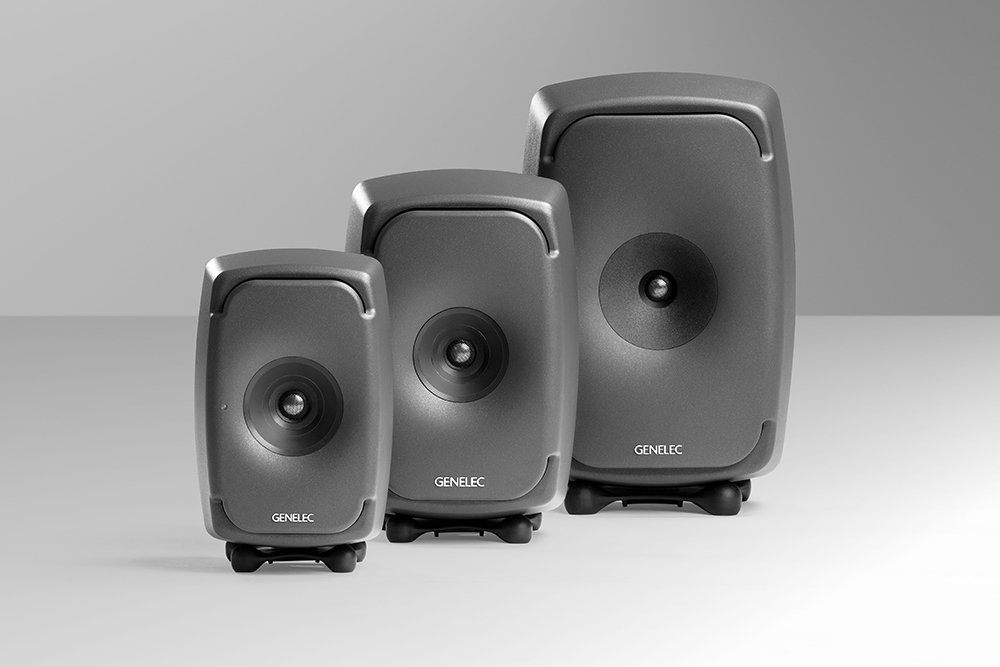 "News: Genelec ""The Ones"" drei-Wege-Koaxialmonitore"