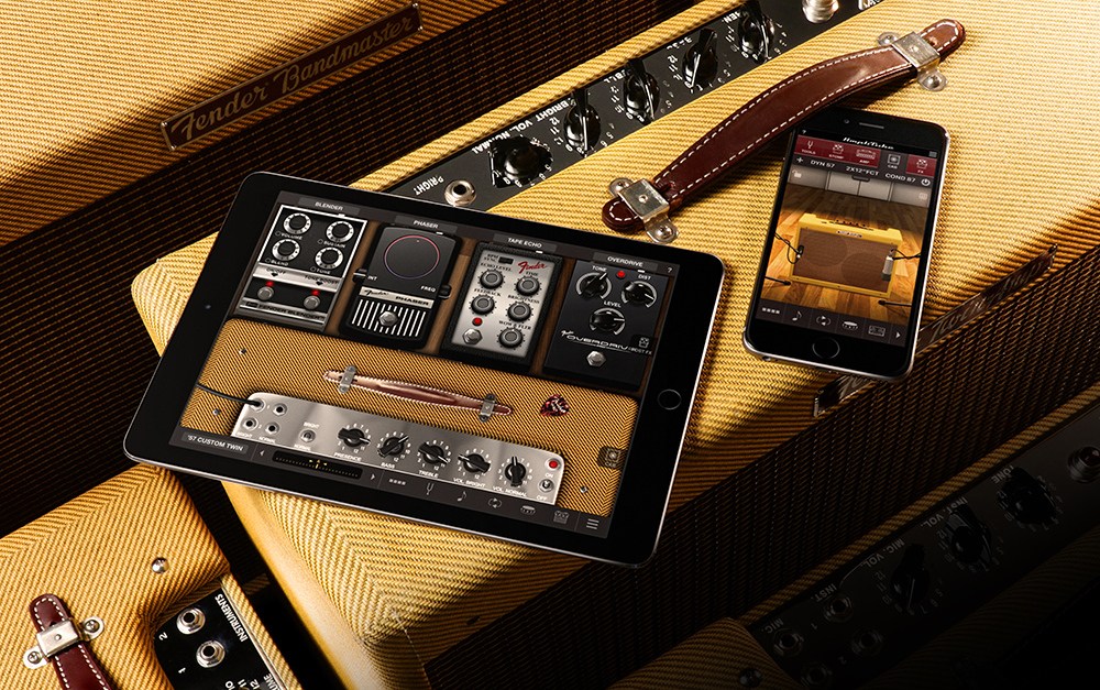 News: IK Multimedia: Fender Collection 2 für AmpliTube