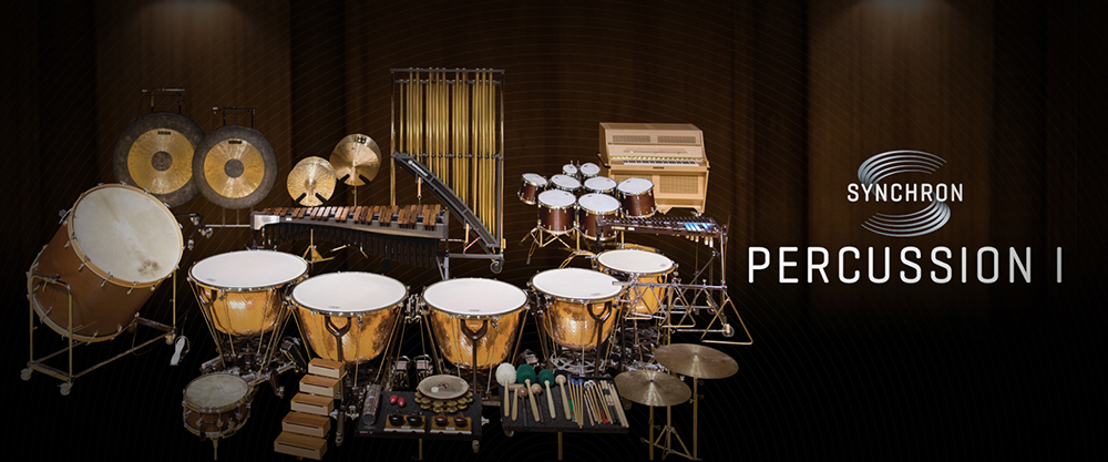 News: Vienna Symphonic Library mit Synchron Percussion I