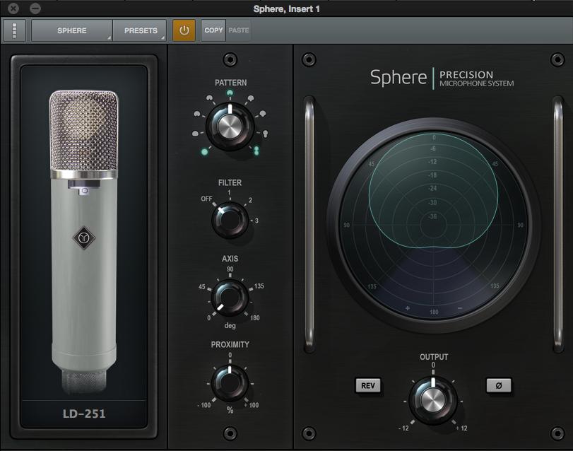 News: Neue Mikrofonmodelle für das Townsend Labs Sphere L22