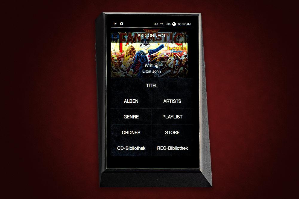 Test: Digital Audio Player Astell&Kern AK300