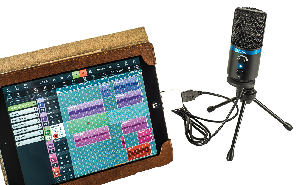 Test: Mikrofon-Interface IK Multimedia iRig Mic Studio