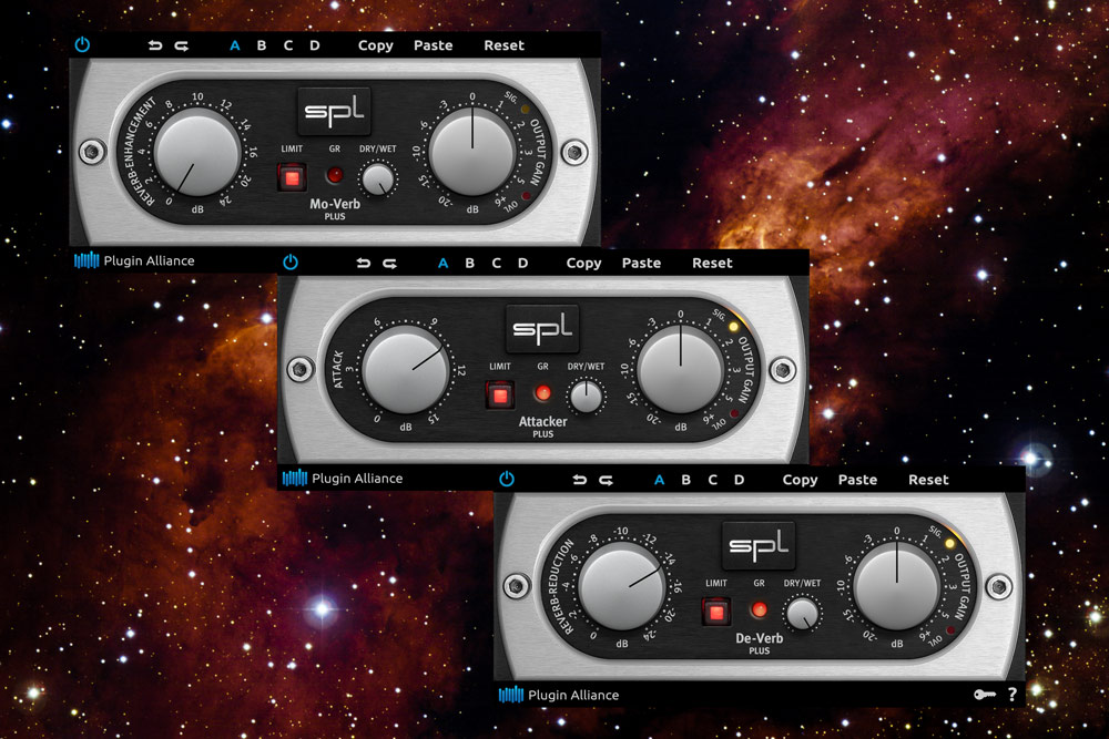Test: Software-Tools SPL Attacker Plus, De-Verb Plus & Mo-Verb Plus