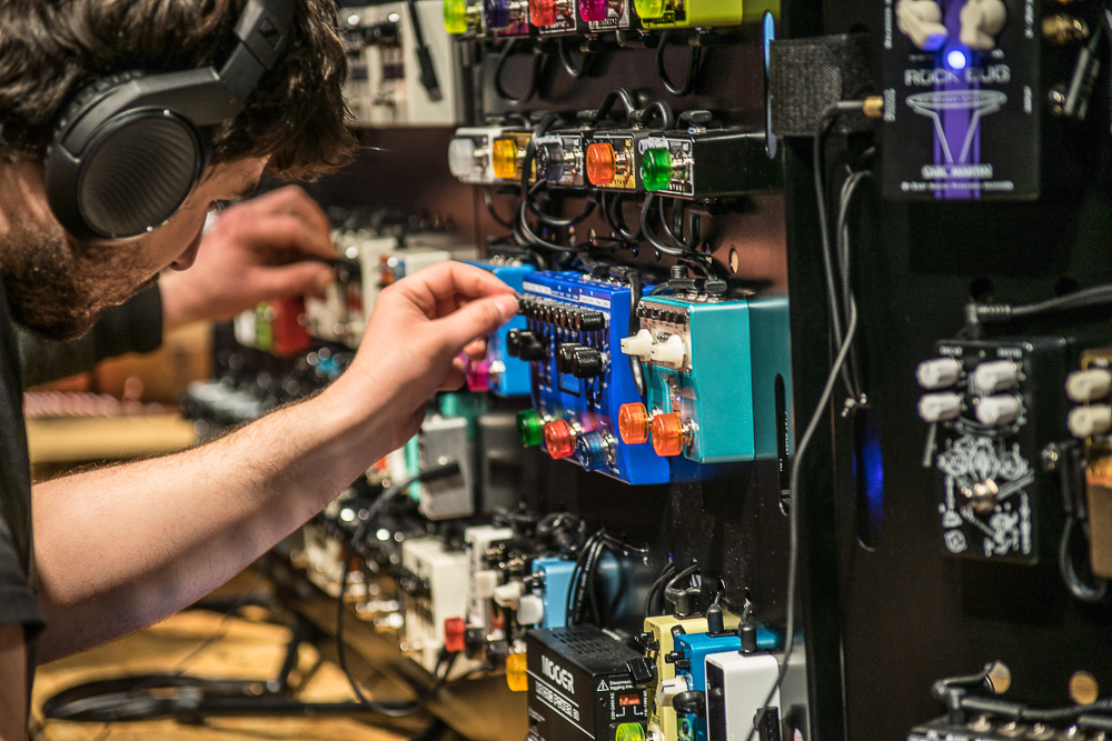 Messeimpressionen – Musikmesse / Prolight & Sound 2017
