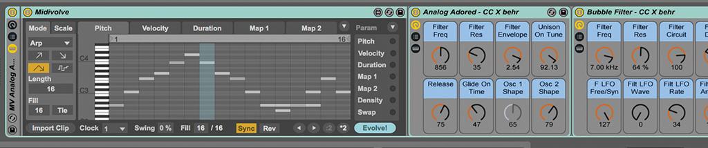News: Ableton veröffentlicht MidiVolve von Coldcut