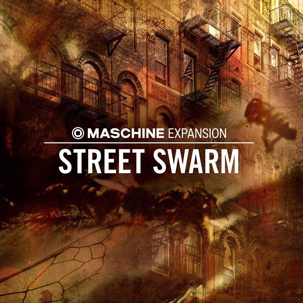 News: Native Instruments veröffentlicht Street Swarm und Kinetic Toys