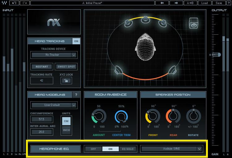 News: Waves präsentiert Kopfhörer-EQ-Kalibrierung für Nx Virtual Mix Room