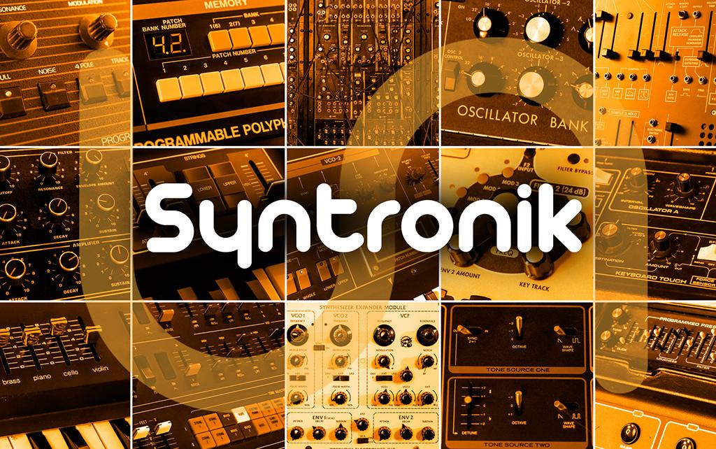 News: IK Multimedia veröffentlicht Synthesizer-Kollektion Syntronik