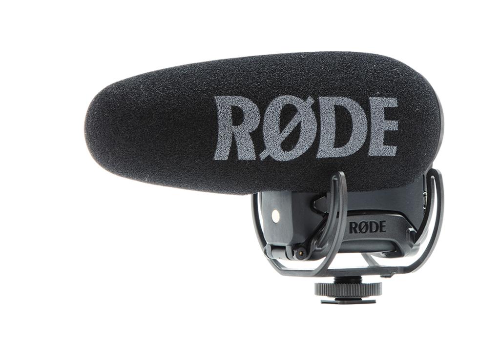 News: Røde VideoMic Pro+ mit neuen Funktionen