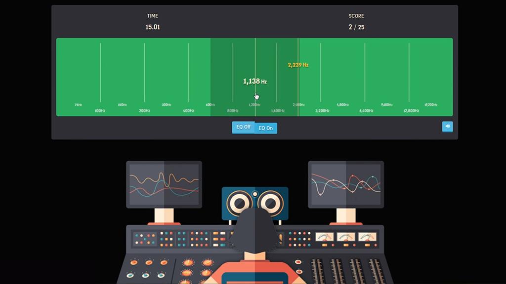 News: Neues Trainings-Spiel für das Portal SoundGym