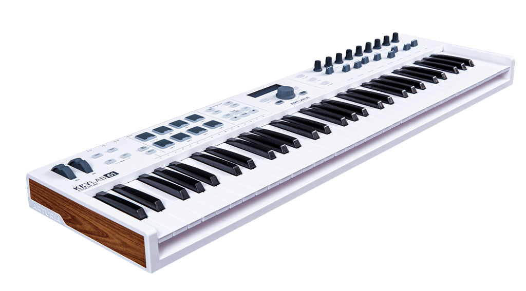 News: Arturia liefert KeyLab Essential Controller aus