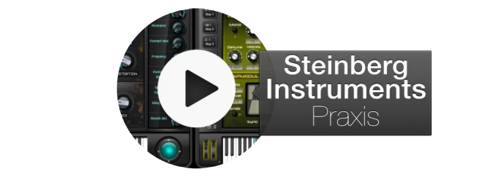 News: audio-workshop mit neuen Video-Anleitungen für Produkte von Steinberg