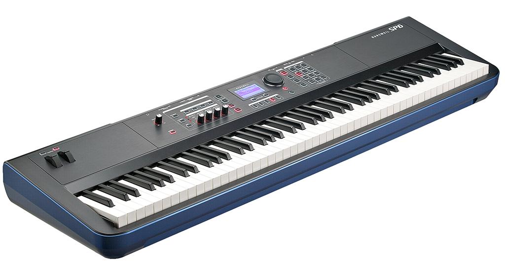 News: Kurzweil präsentiert Stage Piano SP6