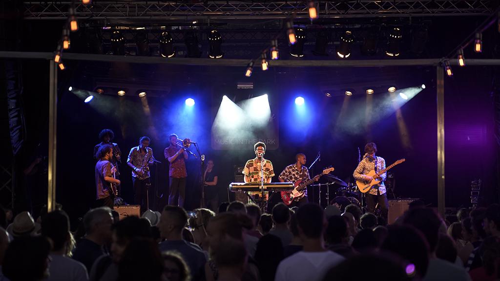 "News: Gewinner des Shure ""Call for Legends – Live"" Contests auf dem Montreux Jazz Festival"