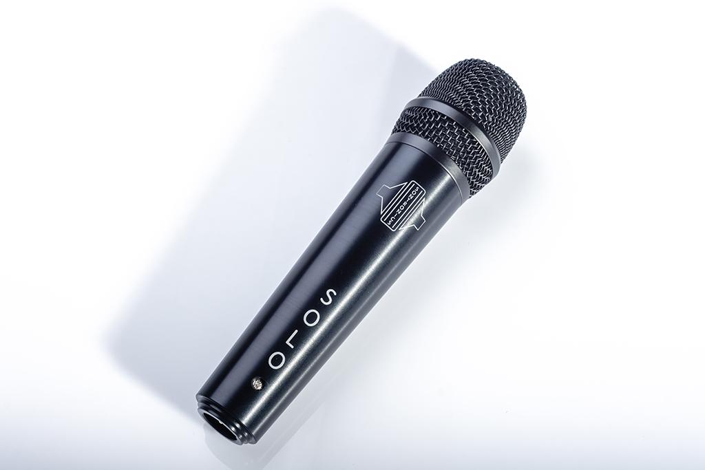 News: Sontronics bringt dynamisches Mikrofon SOLO heraus