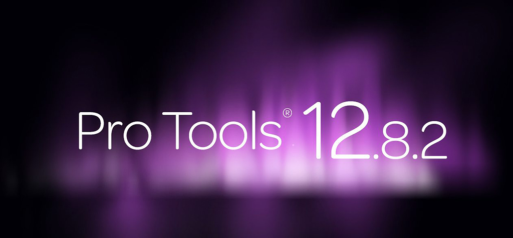 News: Avid Pro Tools in Version 12.8.2